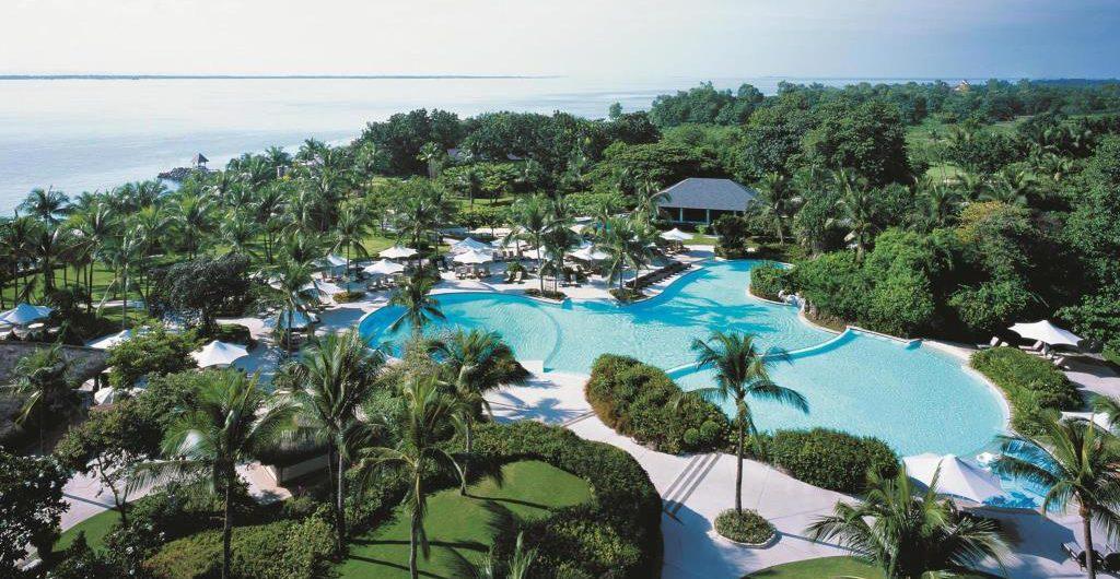 シャングリラ、セブ島の高級ホテル