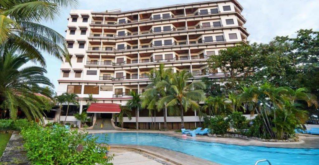 セブホワイトサンズ、セブ島の高級なホテル