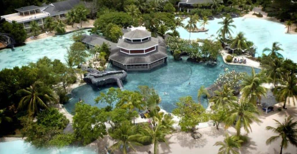 プランテーションベイ、セブ島の最も高級なホテル