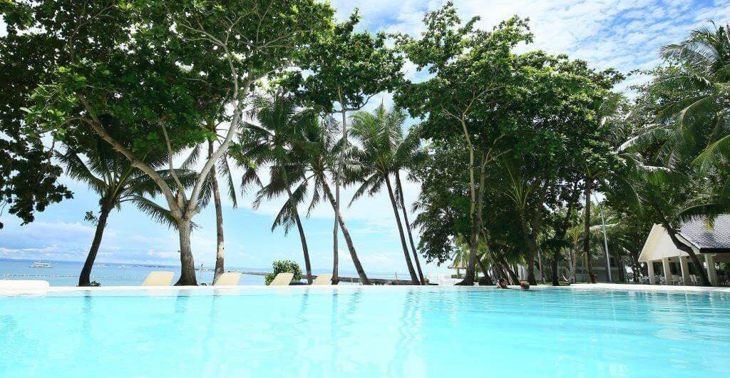 パシフィックセブリゾート、セブ島で最も高級なホテル