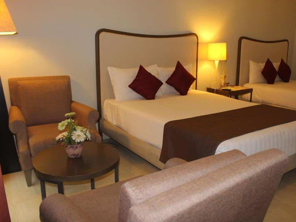 ラミラダホテル、セブ島の家族向けリゾートホテル