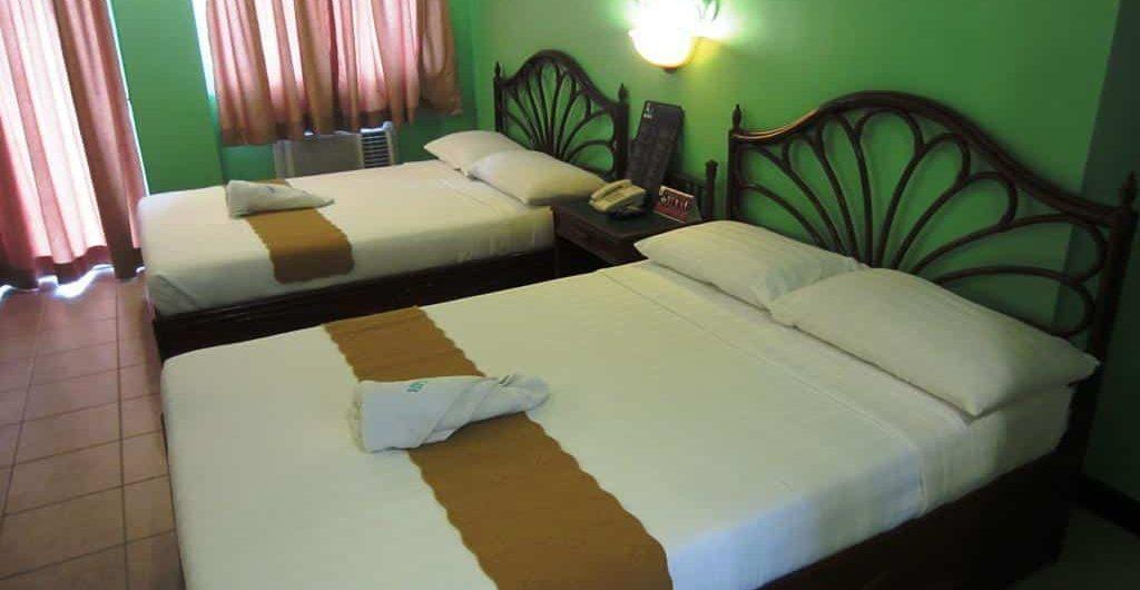 ビスタマー、セブ島の家族向けリゾートホテル