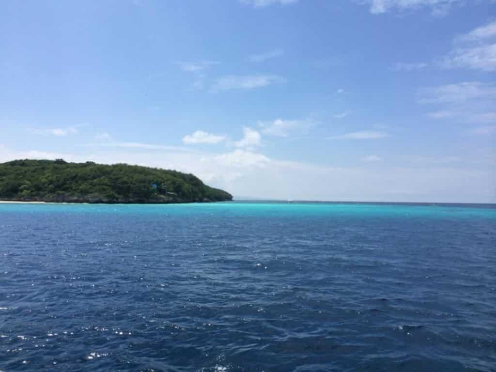 スミロン島、セブ島の観光ジンベイザメツアー