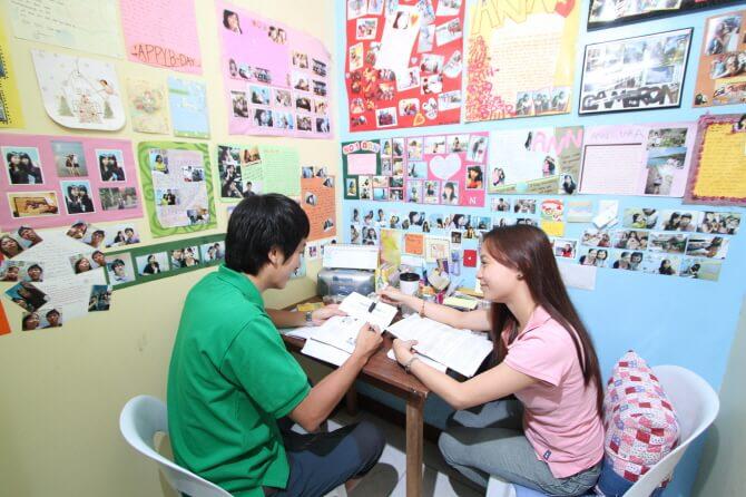 SMEAG、セブ島の語学学校