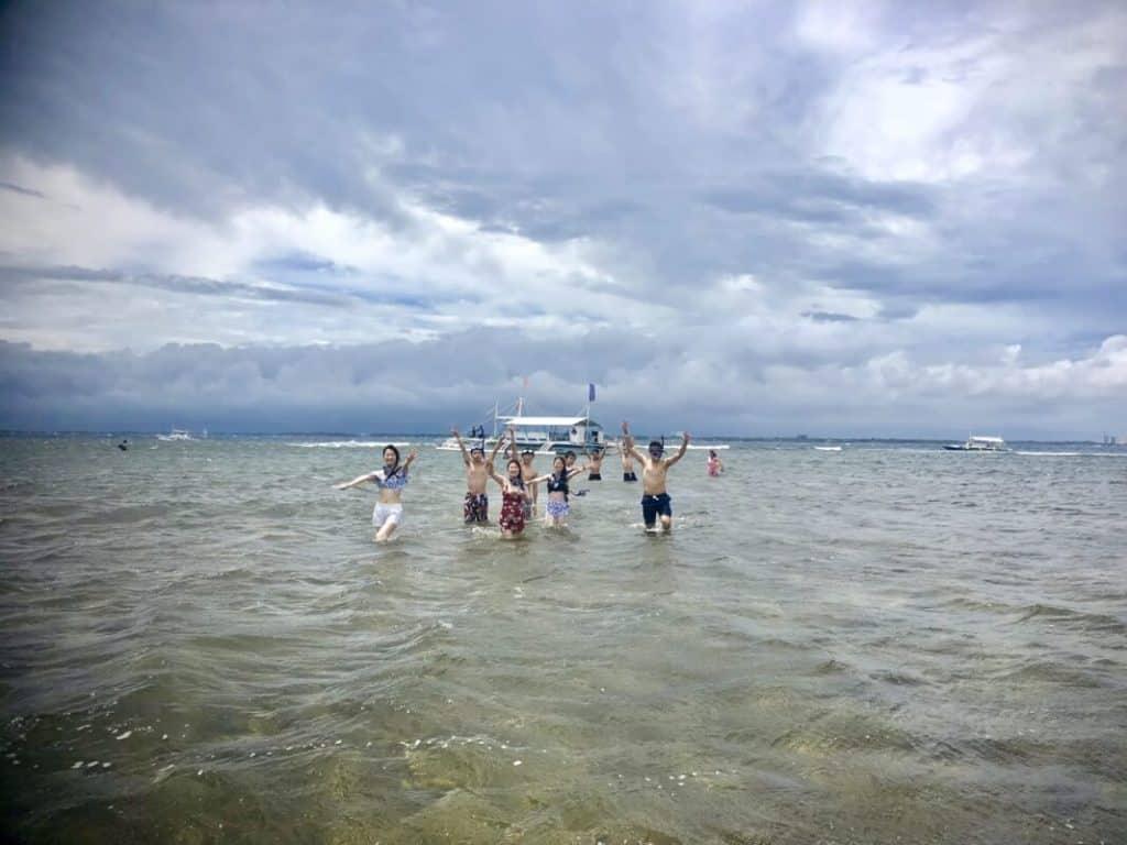アイランドホッピングで行くソルパ島
