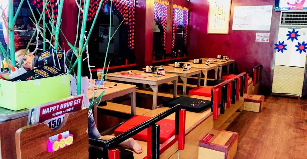 夜桜/Yozakura Sushi Bar Restaurant Cebu