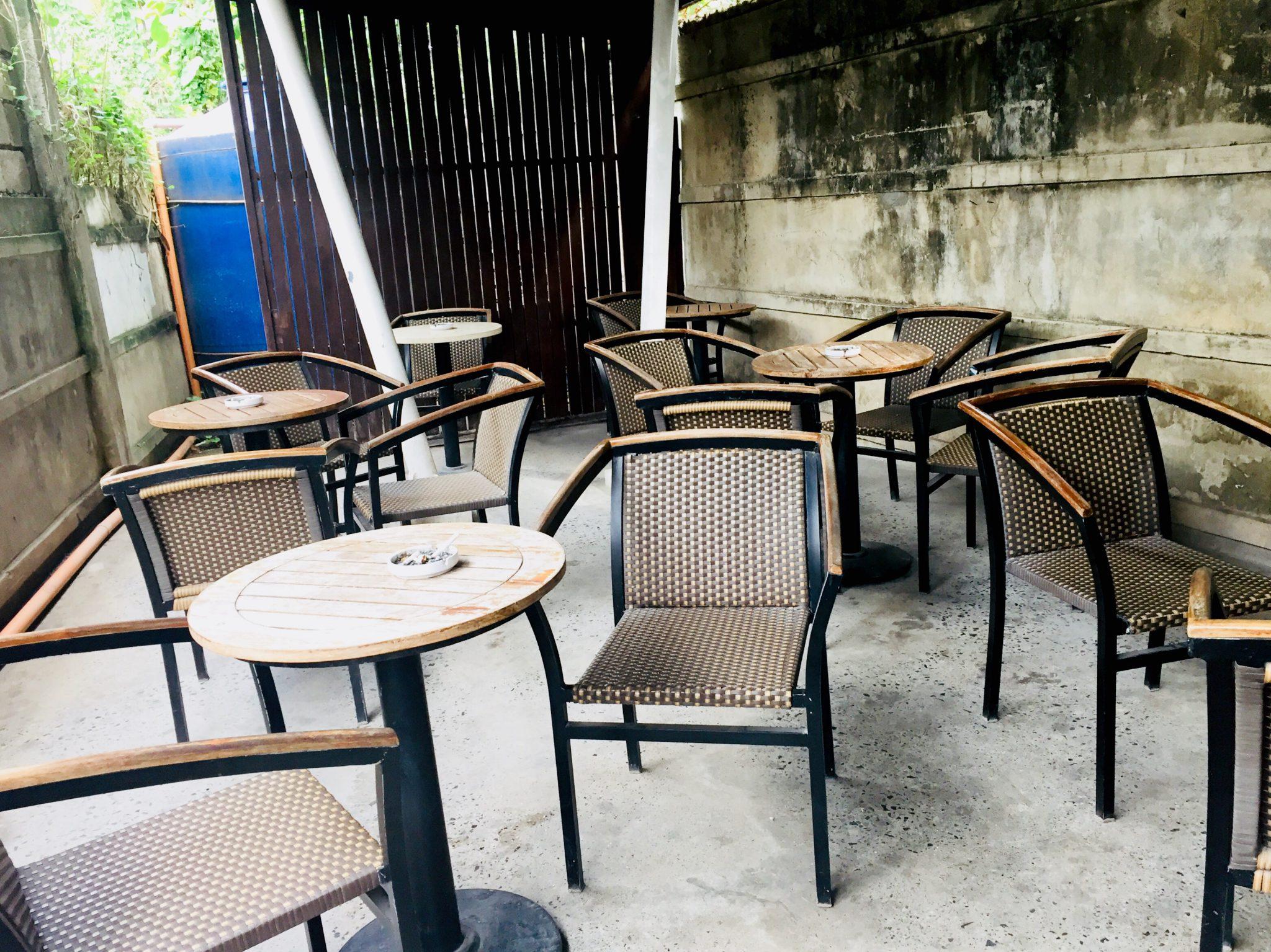 ボスコーヒー/Bo's Coffee in Maribago Lapu Lapu City、セブ島