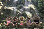 ツマログの滝